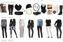 Outfits / Clothes and accessories ideas