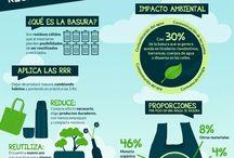 Consejos ecológicos / by Luisana Velandia