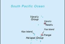 Tonga / Sailing Tonga