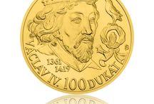 Investiční medaile | Investment medals