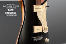 Guitarras/ música