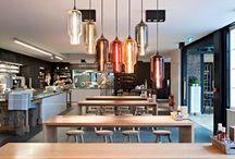 Cafe Lighting / by Niche Modern
