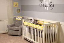 Baby room decor / Baby decor