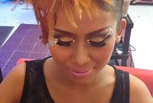 make up me / Kreasi saya