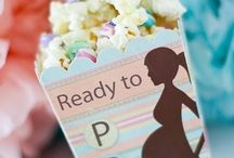 Ready to Pop ~ / Baby shower ideas! From cake, to food, to thank you gifts