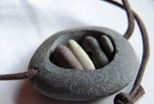 beach stones rocks