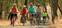 Living List - Go on a bike riding holiday / Pictures and information about bike riding holidays.  My Living List #livinglist can be seen here: http://miscmum.com/living-list/