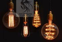 EDİSON RUSTİK AMPUL MODELLERİ / aydınlatma, aydinlatma, aydınlatma ürünleri, edison ampul çeşitleri