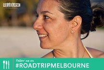 Sandra #RoadTripMelbourne / L'avventura di Sandra, la nostra food blogger ufficiale, in missione per scoprire tutti i sapori del Victoria