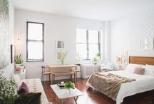 Studio apartment inspiration