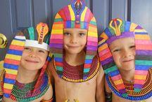 Feestje Egyptenaren