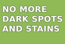 Lightening dark spots
