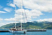 Luxury yacht Blue Eyes