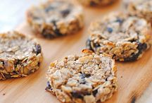 ♡ Oatmeal-Nuts-Fruits-Chocolate and other bars ☼