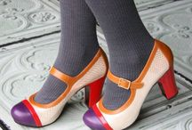 Hay zapatos y hay...Chie Mihara