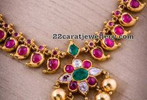jewellery design gold indian