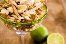 Snacks- Sweet and Salty / Sweet and salty snack ideas. This recipes are good any time.