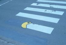 Art de rue / Choses jolies dans les rues