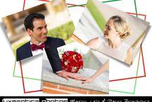 BODAS / Fotografia de enlaces matrimoniales