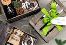 Подарки в ящиках