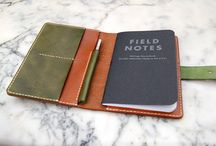 covers (field notes etc)