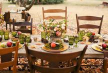 Tablescaping & other styling / by Nicole Duval Nottingham