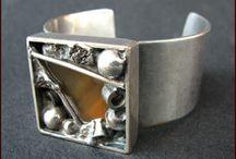 Jewelry - Modernistic, Brutalist / Recent designs of jewelry