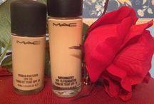 Mac nw18 / Finally my perfect match! I can wear in spring Nc20+Mac studio fix powder foundation N3