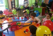 Kerem 5 yaş lego partisi