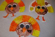 November preschool / by Sara B