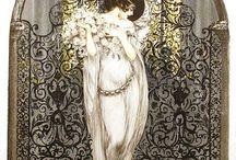 LOUIS ICART / ЛУИ ИКАРТ - МАСТЕР ART DECO (1888-1950)