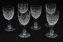 Cristal Baccarat - Baccarat crystal / Articles en cristal de Baccarat vendus par Antiques20ème
