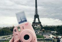instax travel photos