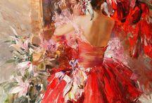 Ivan Slavinsky paintings