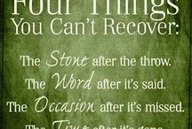 Life Quotes / Inspiration, encouragement, love