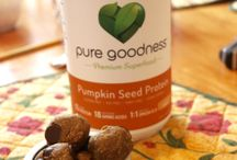 Recipes / Find out creative and delicious ways to incorporate Pure Goodness products in your diet