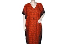 Evening wear Caftan / Very comfortable and airy.Chic & Stylish. Fashion fusion from east to west,trendy bohemian style with comfort as well.