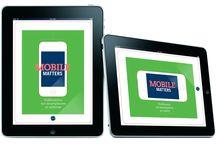 DECOM - Mobile Matters App / Ons magazine over mobiel publiceren. Ontdek het op je ipad.