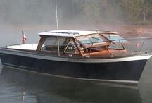 Wood Veneer Boat Aircraft / Wood veneer installed in aircraft and boat / marine interiors. / by Oakwood Veneer
