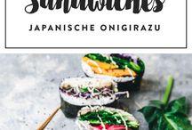 Vegan Sushi & Summerrolls