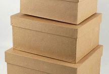 Card Boxes/Guest Book / by Taryn McKeeth