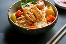 Asian Chicken Recipes / by Chicken Recipe Box now Best Recipe Box
