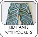Kalhoty kluci