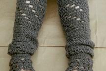 Loving Crochet to Wear / Crocheted tops, hand warmers, etc / by Valerie Webb