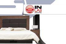 Recamaras 2014 / Nueva linea de recamaras de inlab muebles, fabricante de muebles para el hogar. visitanos y realiza tus compras online www.inlabmuebles.com