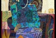 quilt - pamela allen collage