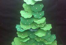 Christmas / Xmas tree made by me