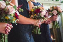 Stockbridge flowers at Oxenfoord wedding f