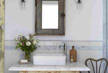 Spare bathroom  / by April Ward