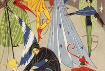 Vintage British Children's illustration